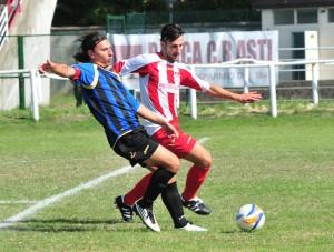 Calcio, Imperia cinico, Asti sconfitto