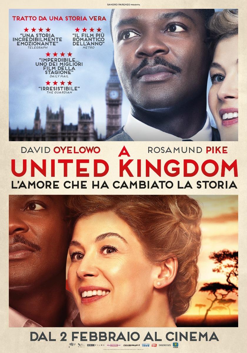 Film nelle sale venerdì 10 febbraio 2017