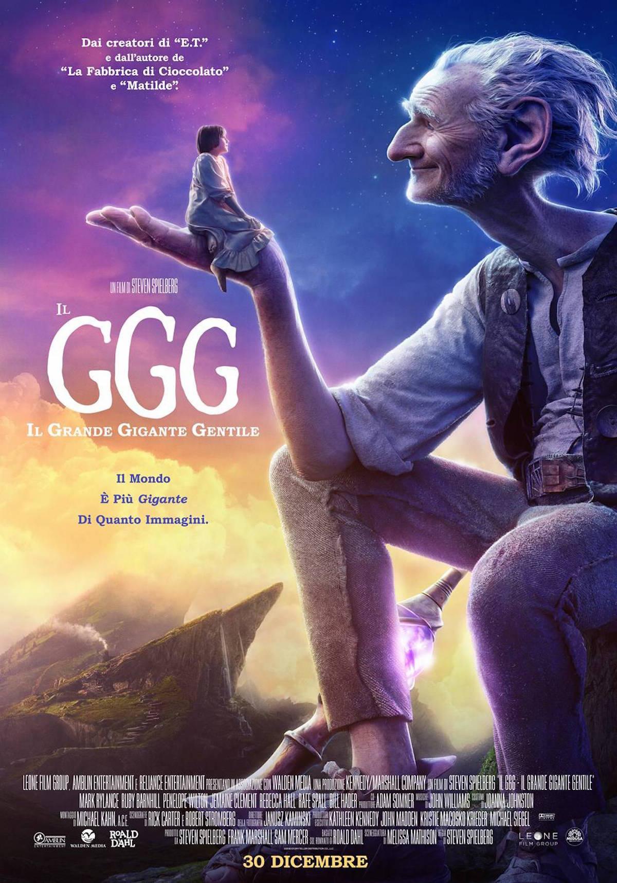 Film nelle sale 30 dicembre 2016