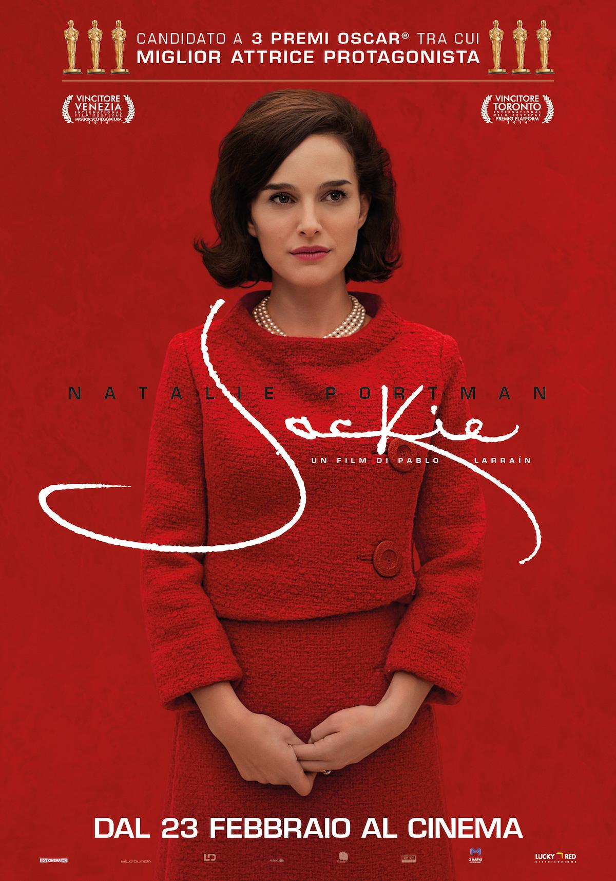 In Sala Pastrone proseguono le proiezioni di Jackie