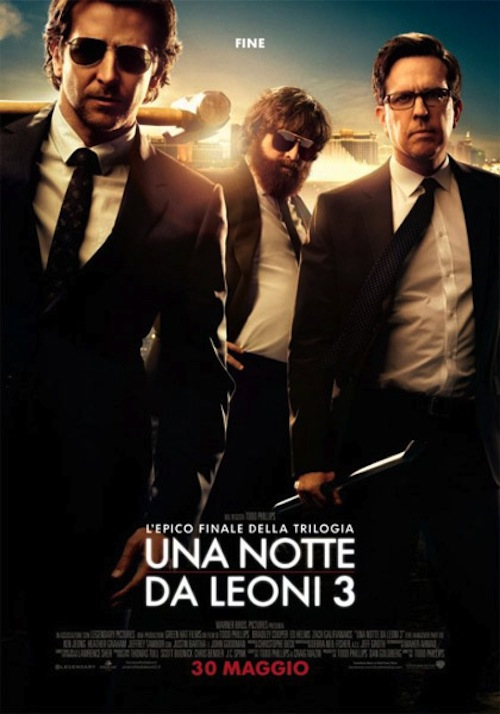 Film nelle sale 31 maggio 2013