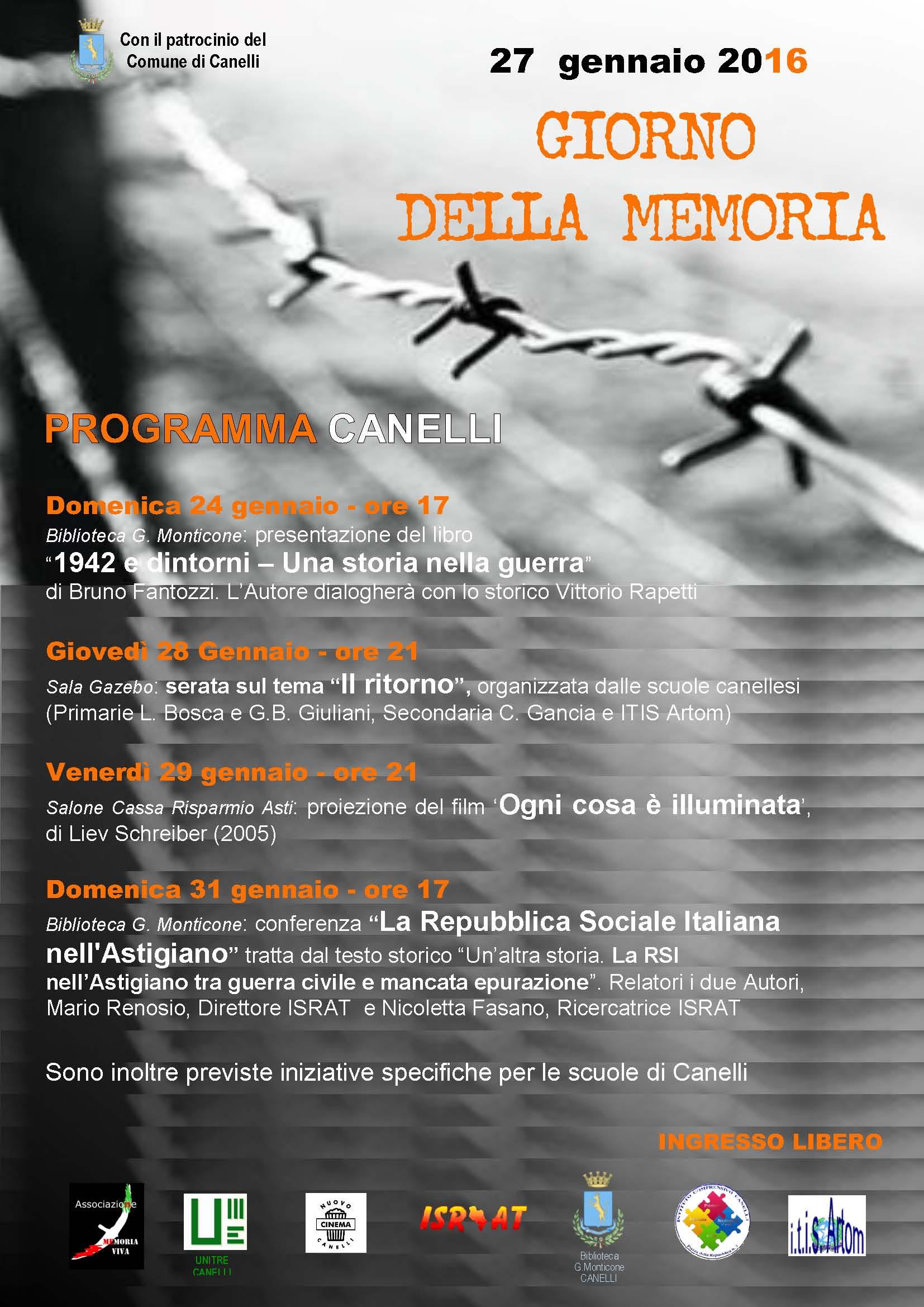 """A Canelli si presenta """"1942 e dintorni. Una storia nella guerra"""""""