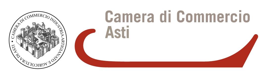 Nuovo logo per la Camera di Commercio di Asti