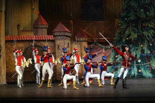 """Cambio di data per """"Lo Schiaccianoci"""" del St. Petersburg Ballet"""