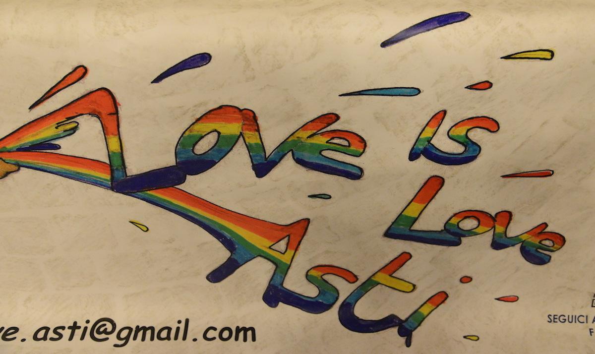 """Ad Asti nasce lo sportello """"love is love"""""""