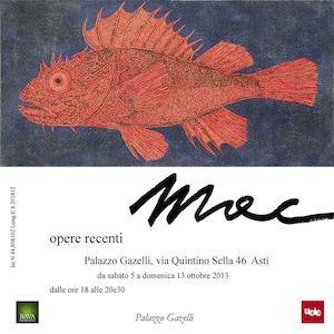 Le opere recenti del Mac a Palazzo Gazelli