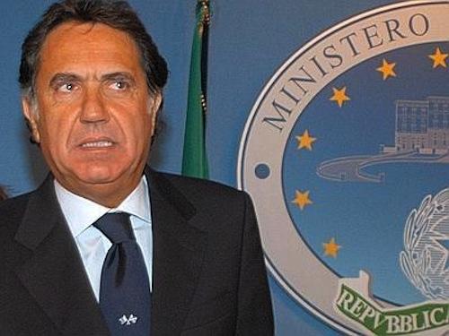 Il cordoglio del presidente Cota per la scomparsa di Antonio Manganelli