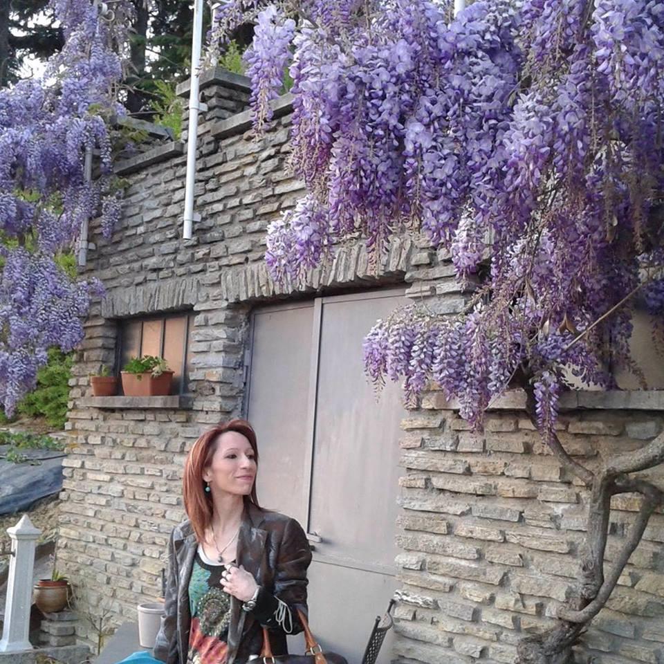 """L'astigiana Manuela Caracciolo presenta il suo romanzo """"Quella notte a Merciful street"""""""