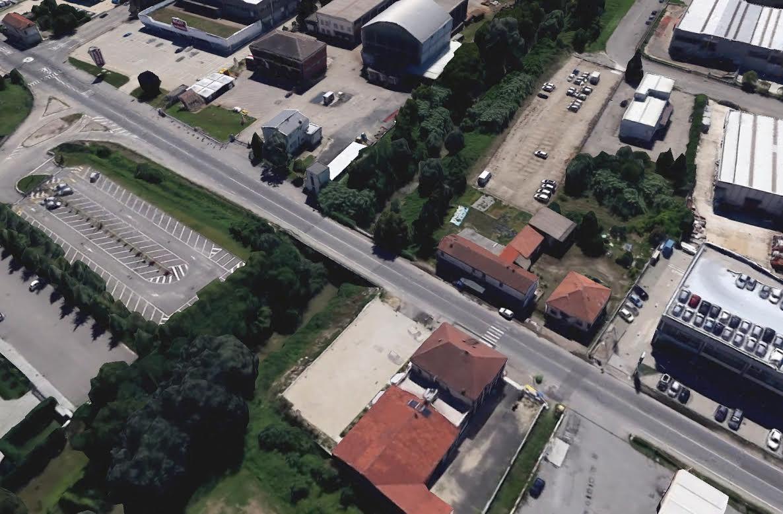 Approvato il rifacimento del ponte sul versa in corso for Ponte del secondo piano