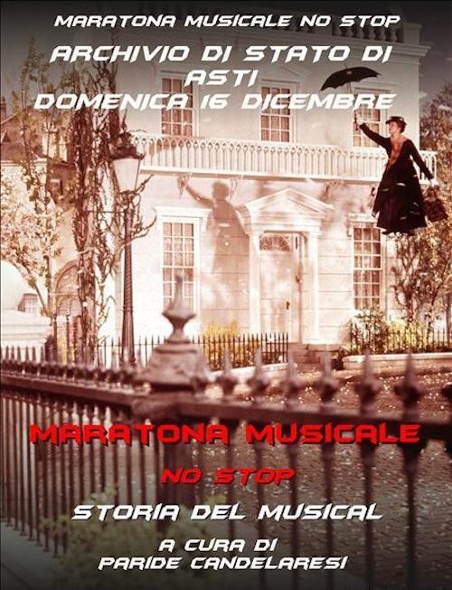 """All'archivio di Stato la """"Maratona musicale no stop"""""""