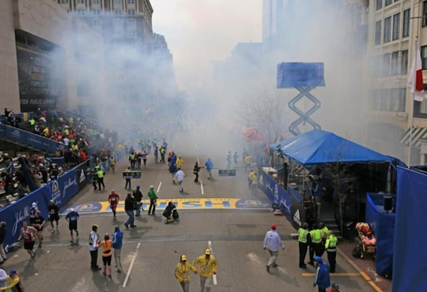 Nessun astigiano alla maratona di Boston