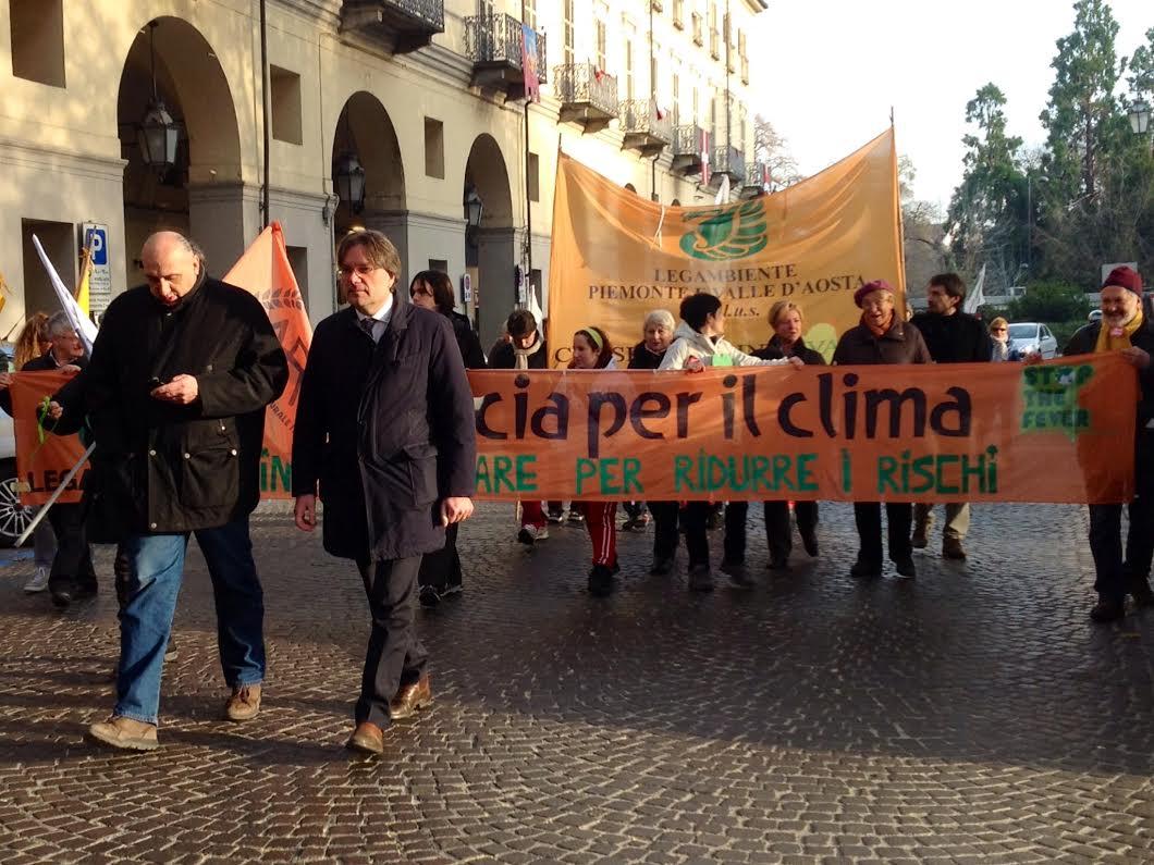 Asti marcia per il clima. Le iniziative per l'ambiente della città