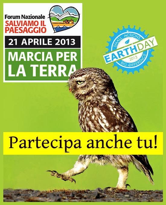 La Marcia per la Terra