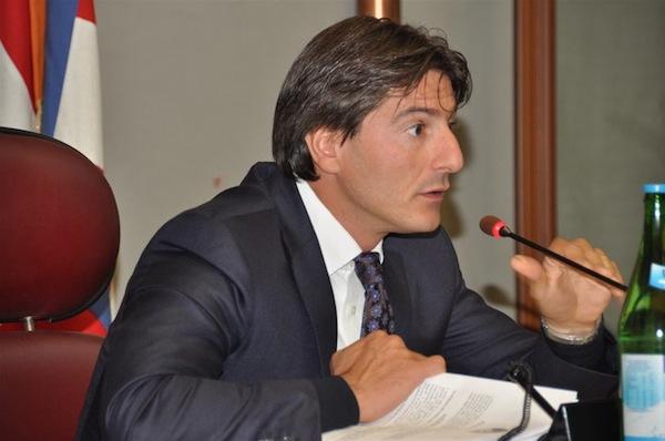Direttivo del Pdl sul tema dell'accorpamento delle province