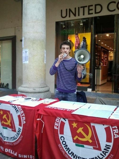 Rifondazione Comunista ha il suo circolo cittadino