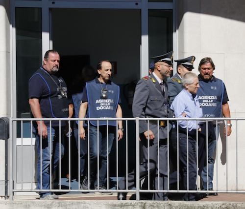 Marco Marenco agli arresti domiciliari
