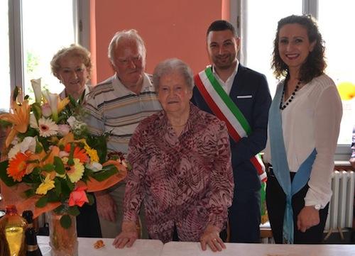 Maria Abbate nuova patriarca dell'Astigiano