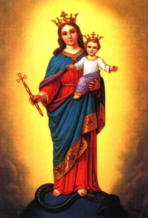 La Chiesa Cattolica festeggia Maria Ausiliatrice