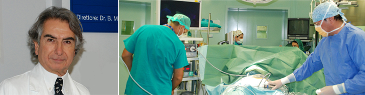 Corso di chirurgia video laparoscopica avanzata al Massaia