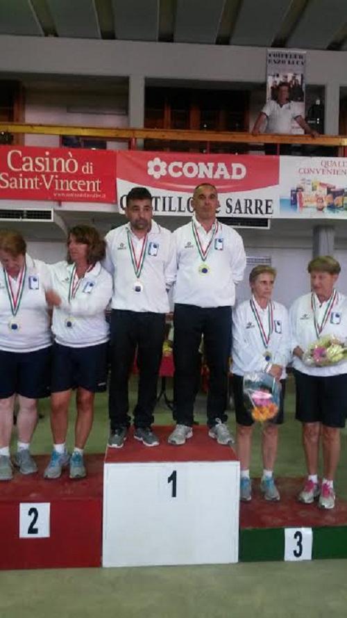 Bocce. Gianluca Marino e Mauro Massa vincono il Campionato Italiano categoria C