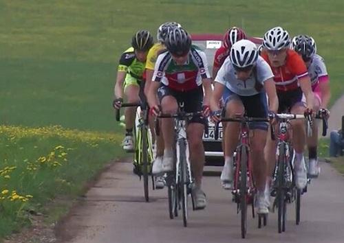 Ciclismo. Riccarda Mazzotta in grande spolvero sulle strade tedesche