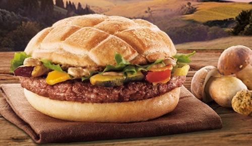 McDonald's: 250.000 hamburger di carne 100% piemontese venduti in soli 5 giorni