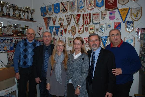 Nicola Mele confermato presidente del Comitato Fipav di Asti