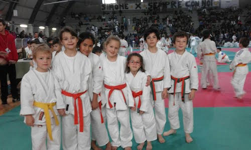 """Al Memorial Balladelli il Judo Monferrato risponde """"presente"""""""