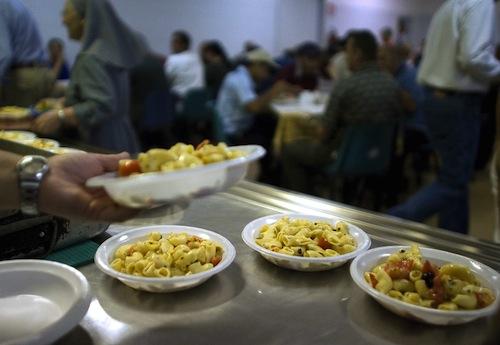 All'Enofila pranzo di solidarietà per 600 astigiani