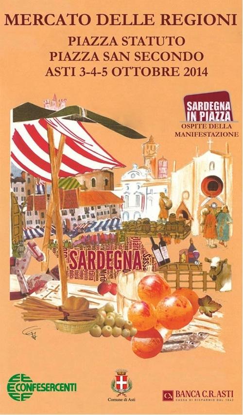 Un viaggio fra i sapori d'Italia con il Mercato delle Regioni. Sabato la Notte Bianca