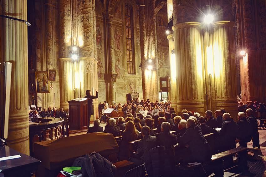 In Cattedrale si celebra Santa Cecilia