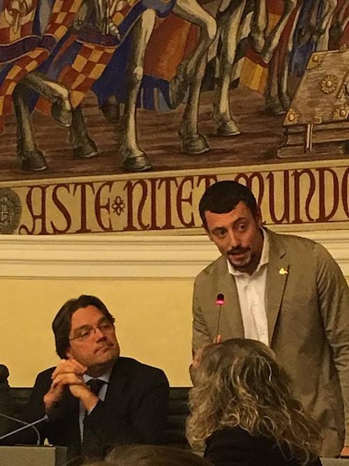 Michele Gandolfo è il nuovo Capitano del Palio di Asti