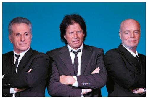 """A """"Progressivamente"""" arrivano Sandro Giacobbe, Michele e Dino"""
