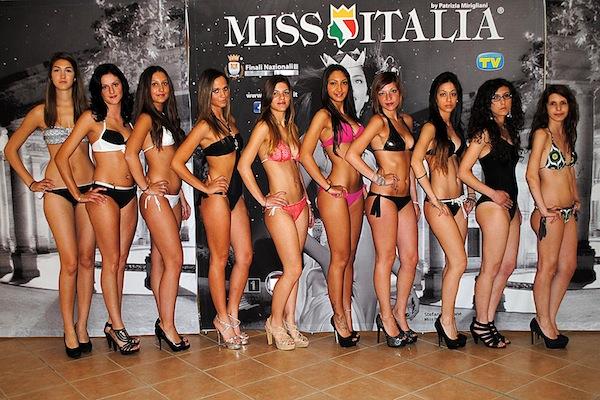 Al via Miss Italia: boom di bellezze piemontesi