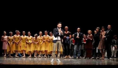 Il concorso di danza ha aperto la nuova edizione del Moncalvo Festival