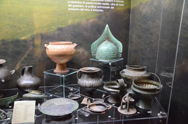 Ultimi giorni per la mostra sugli Etruschi di Palazzo Mazzetti