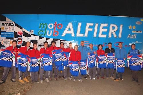 Il motoclub Alfieri alla Six Days Enduro di Sardegna