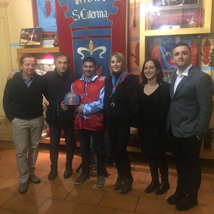 Il fantino Murtas riconfermato a Santa Caterina
