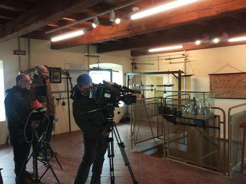 Il museo di Cisterna inaugura una nuova rubrica di Rai3