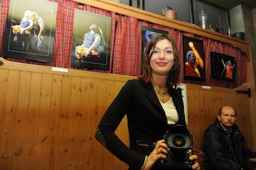 Musica per gli occhi: mostra fotografica all'irish pub Jack Madden
