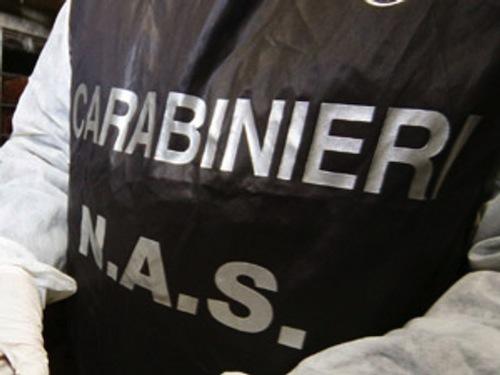Sequestrati dai Nas fitofarmaci per due milioni e mezzo di euro
