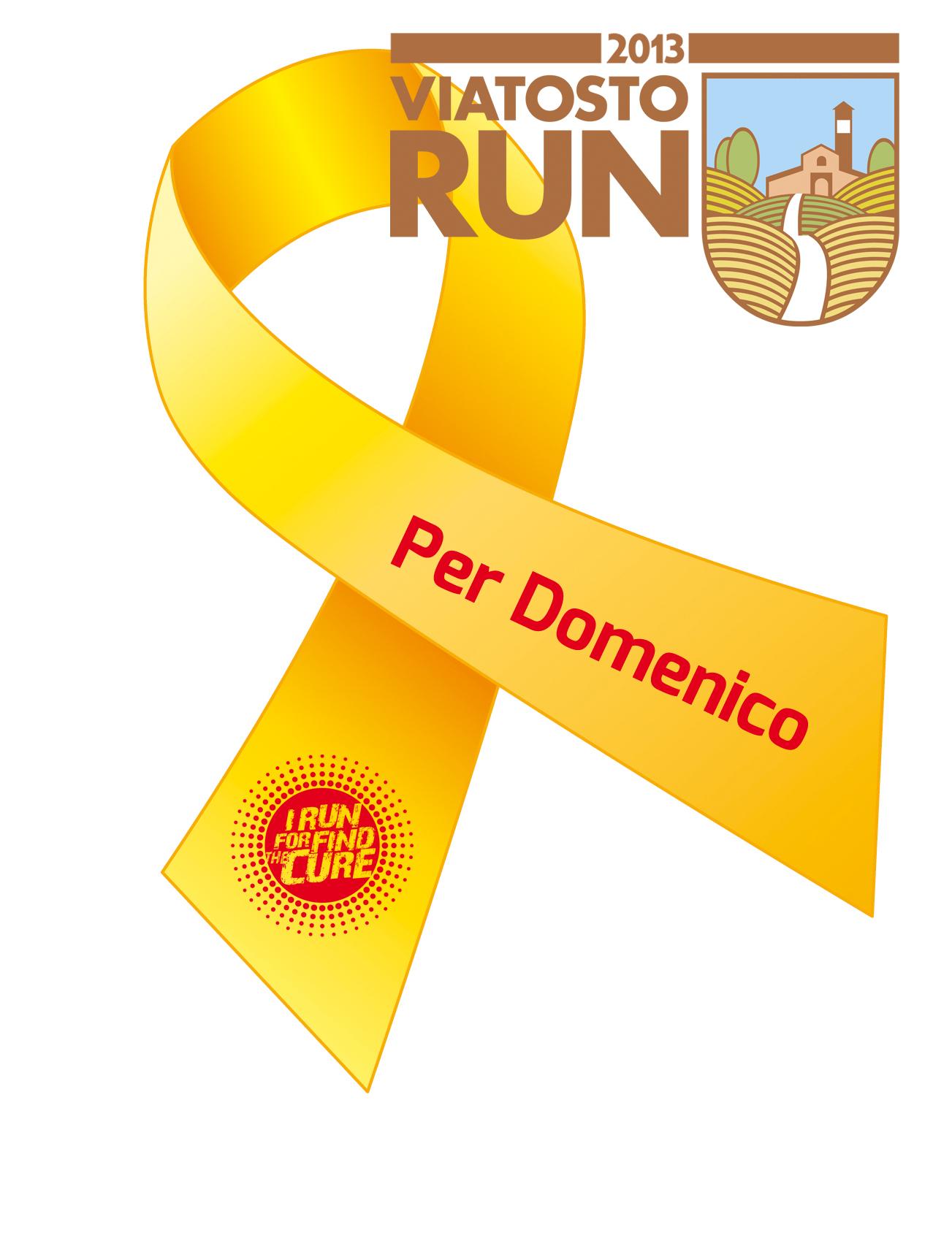 La Viatosto Run dedicata a Domenico Quirico