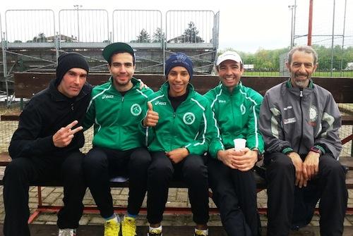 Atletica: Vittorio Alfieri in evidenza nella classica gara di pasquetta a Neive