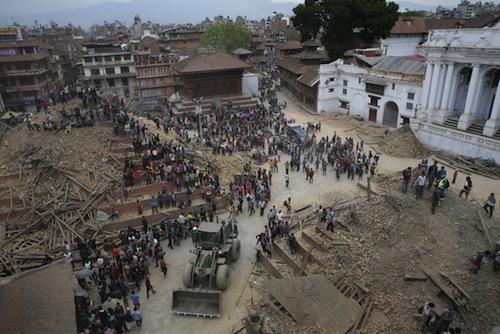 Terremoto in Nepal: la Caritas raccoglie offerte