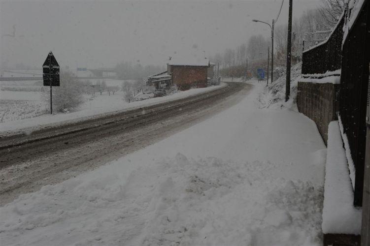 Neve sul week end elettorale. Le previsioni dell'Arpa