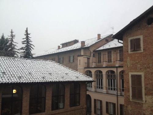 L'Immacolata porta l'inverno sul Piemonte