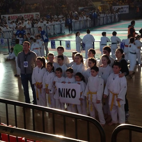 "A Nizza Monferrato nasce la nuova palestra ""Niko Karate"""