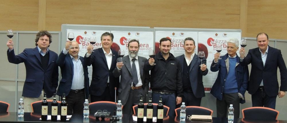 Presentata l'edizione 2015 di Nizza è Barbera