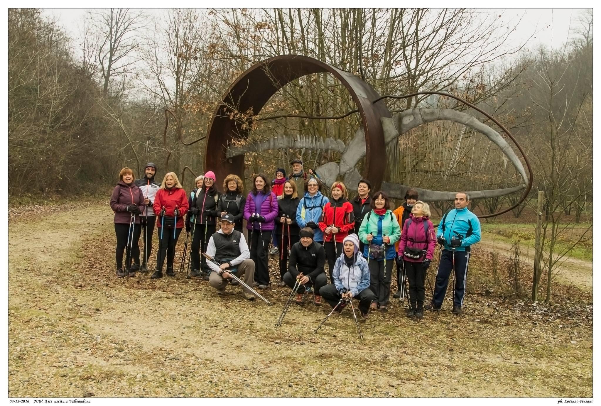 Nordic Walking: un corso base ad Asti