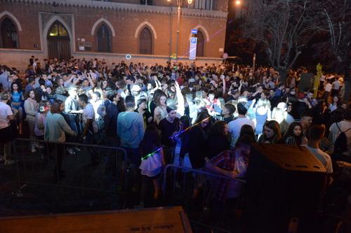 Prima notte bianca della stagione ad Asti: tutte le foto